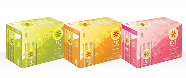 IZZE FUSIONS™ Multipack coupon