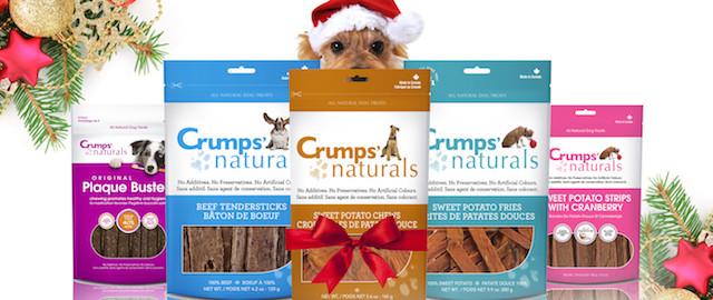 Buy 3: Crumps' Naturals  coupon