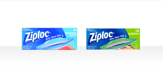 Buy 2: Ziploc® brand products coupon