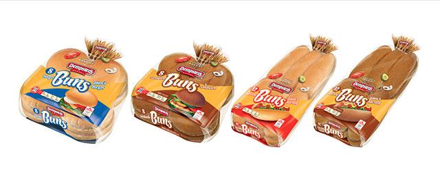 Dempster's hot dog or hamburger buns coupon