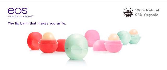 Evolution of Smooth lip balm coupon
