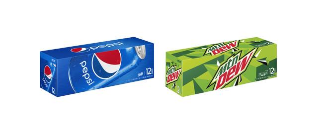 Buy 2: Pepsi™ Brand Soda 12-packs coupon
