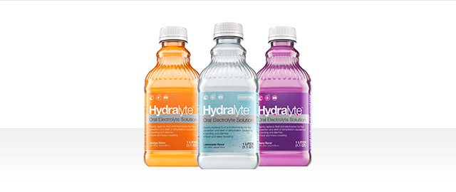 Hydralyte Oral Electrolyte Solutions coupon