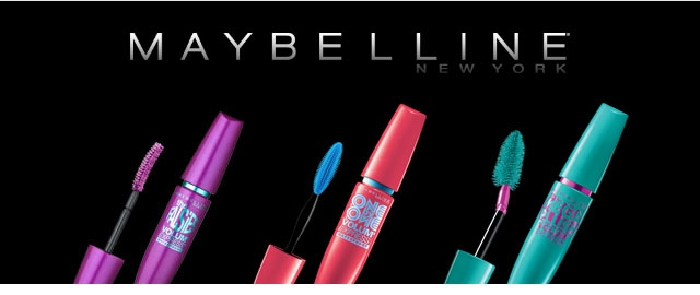 Maybelline Volum' Express mascara coupon