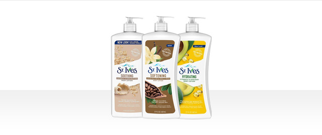 St. Ives® Body Lotion coupon