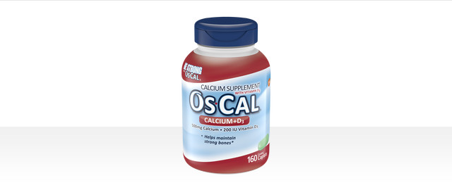 Os-Cal® Calcium Supplement with Vitamin D3  coupon