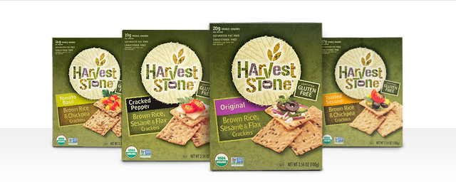 Harvest Stone® crackers or Crispy Mix coupon