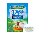 Dollarstore_At Walmart: Hidden Valley Ranch Dry Dip Packet_coupon_32060