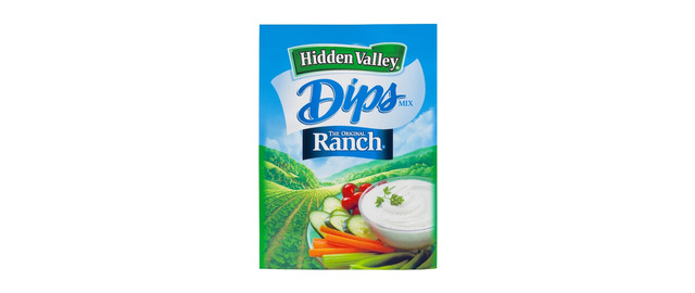 Buy 2: Hidden Valley Ranch Dry Dip Packet coupon