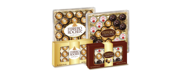 Ferrero Rocher® or Ferrero Collection coupon