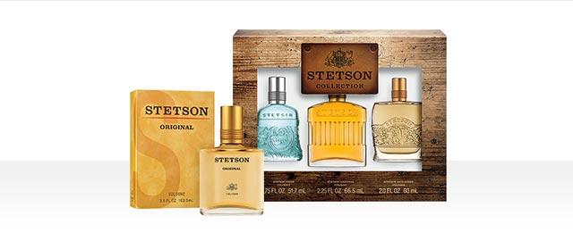 Stetson Fragrance or Gift Set coupon