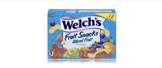 Welch's fruit snacks coupon
