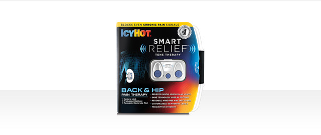 Icy Hot® SmartRelief Back or Hip Starter Kit coupon