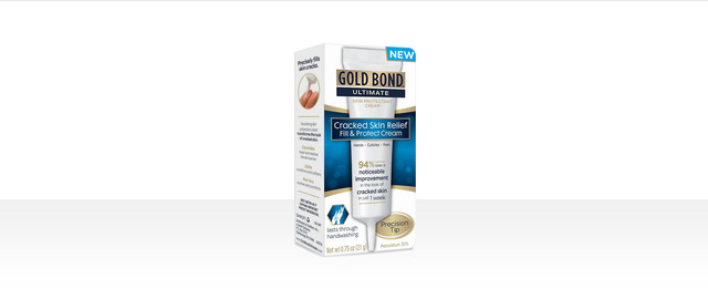 GOLD BOND® Cracked Skin Lotion coupon