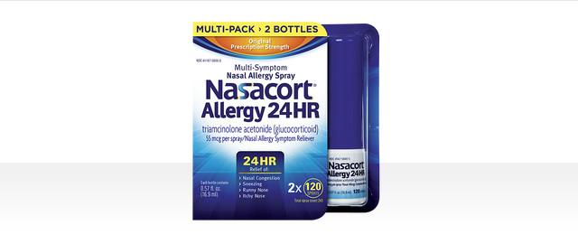 Nasacort Multipack 120 Spray coupon
