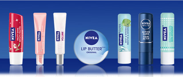 Nivea lip care coupon