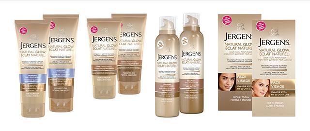 Jergens® natural GLOW™ Moisturizer coupon