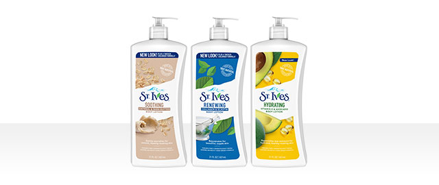 St.Ives® Body Lotion coupon