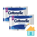 Wholesale Club_Buy 2: COTTONELLE® Bath Tissue_coupon_33244