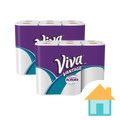Wholesale Club_Buy 2: Viva® Paper Towels_coupon_33245