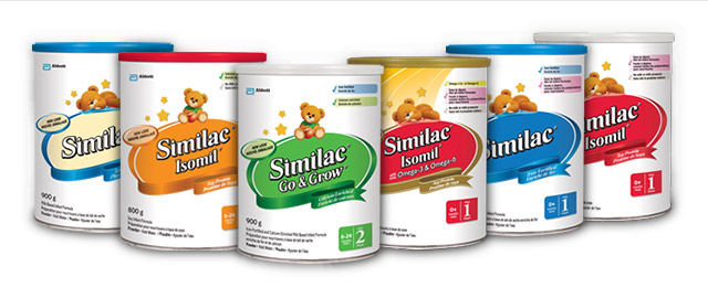 Select Similac® Products coupon