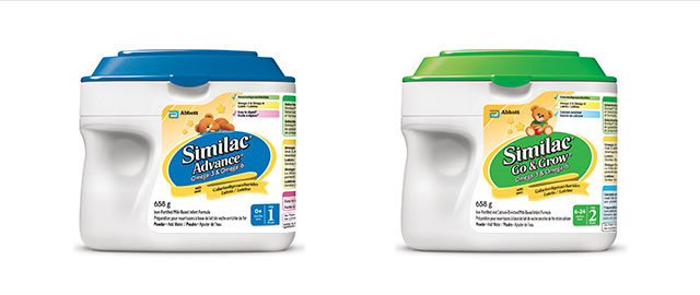 Similac Advance and Similac Go & Grow coupon