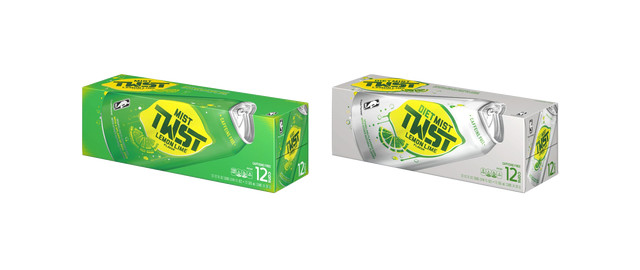 MIST TWST and Diet MIST TWIST 12 Pack Cans coupon