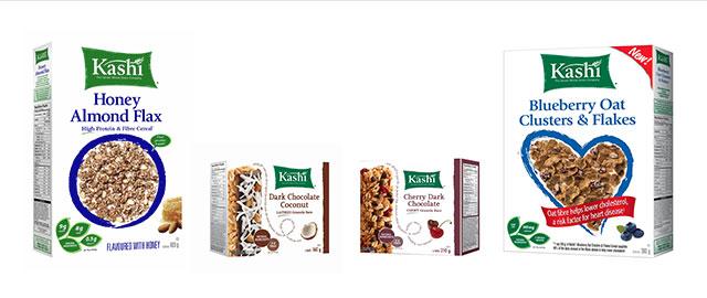 Kashi* Cereal + Kashi* Snack Bars  coupon