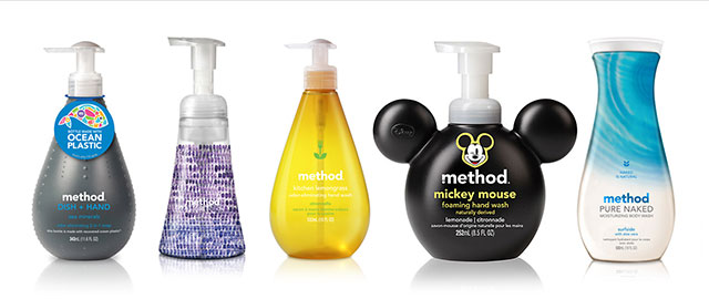 Method hand and body soap coupon