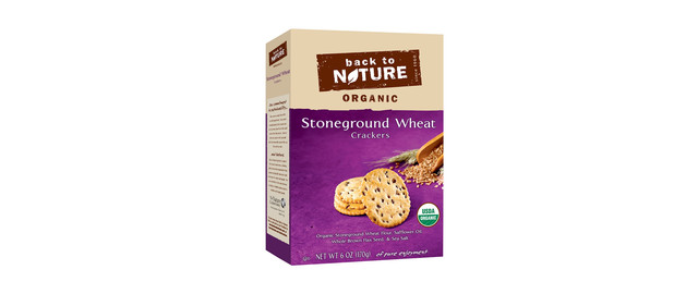 Back to Nature Crackers coupon