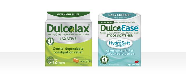 Dulcolax® or DulcoEase coupon