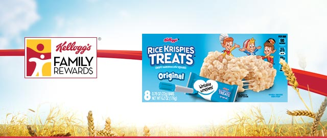 Kellogg's® Rice Krispies Treats®  coupon
