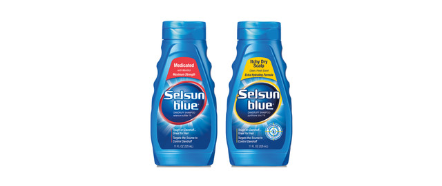 Selsun Blue® Shampoo coupon