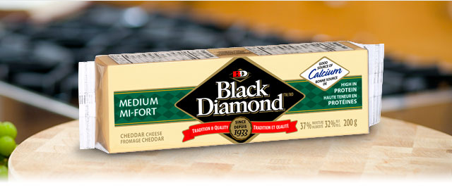 Black Diamond natural cheese coupon
