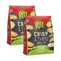 Walmart_Buy 2: RITZ Crisp & Thins_coupon_33946