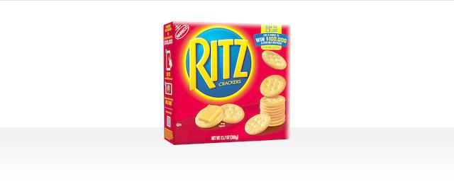 Buy 2: RITZ Crackers coupon