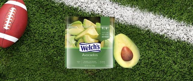 Welch's Ripe Frozen Avocados 10 oz  coupon