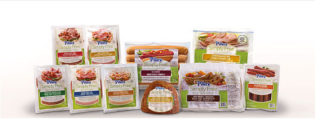 Piller's Simply Free meats coupon