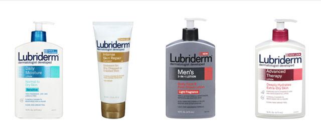 LUBRIDERM®  coupon