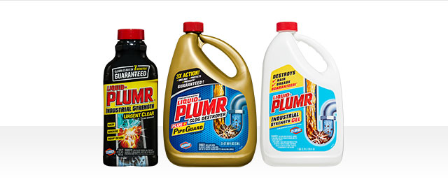 Liquid-Plumr® Products coupon