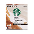 Safeway_Starbucks® Caramel Flavored Caffè Latte K-Cup® Pods_coupon_35012