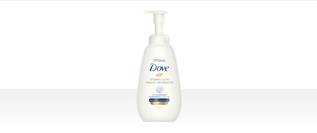 Dove Shower Foam coupon