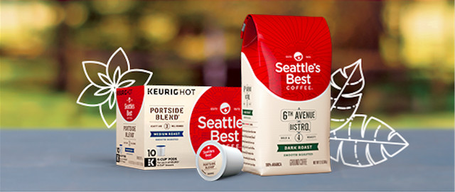 Seattle's Best Coffee® coupon