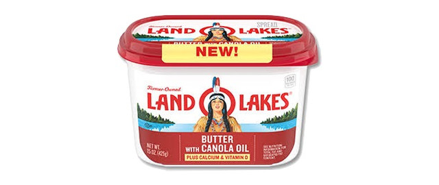 Land O Lakes® Tub Butter Products coupon
