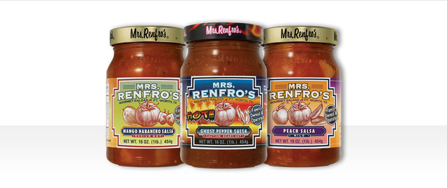 Buy 2: Mrs. Renfro's Products coupon