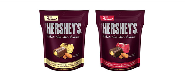 HERSHEY'S®* Whole Nuts coupon