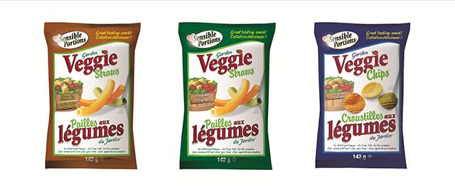 Sensible Portions Veggie Straws coupon