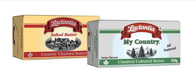 Lactantia butter coupon
