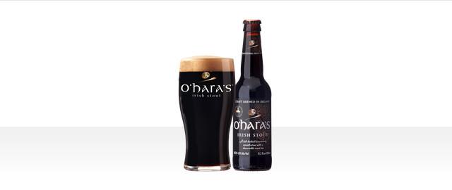 O'Hara's Irish Beer 4-pack coupon