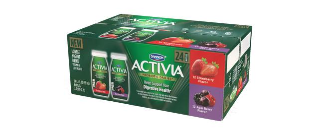 Activia Lowfat Yogurt Drink  coupon